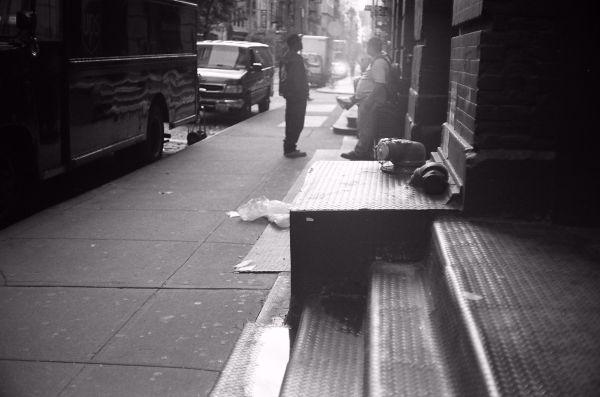 SoHo Street Scene