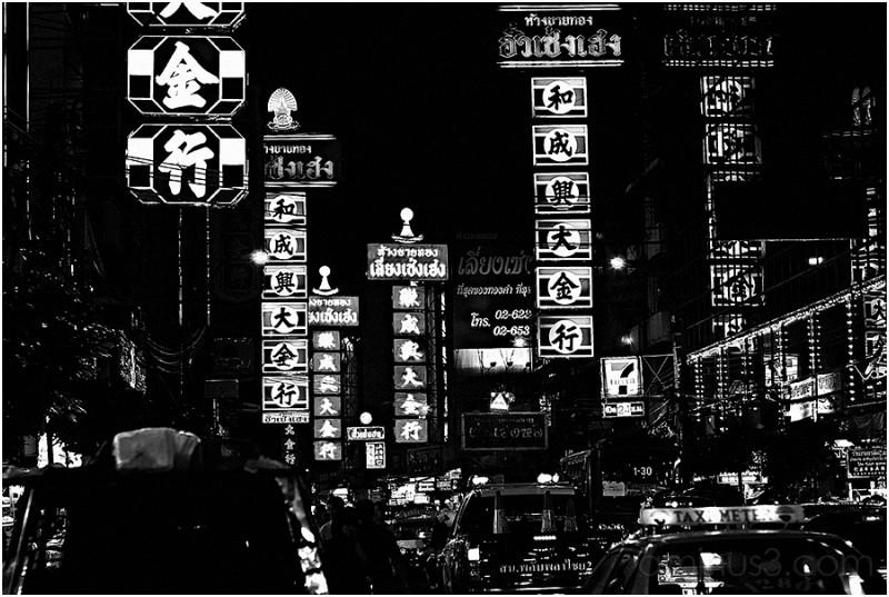 Chinatown; Bangkok