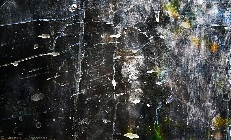 window, glass, stain, vision, shirin moosavi