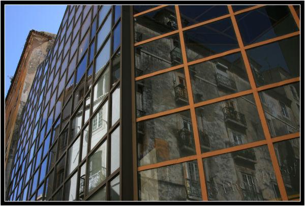 Architectures toujours dans l'Alfama