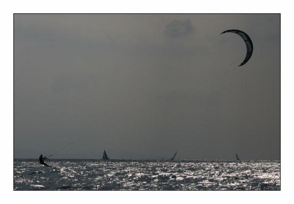 kite, voile, neuchâtel