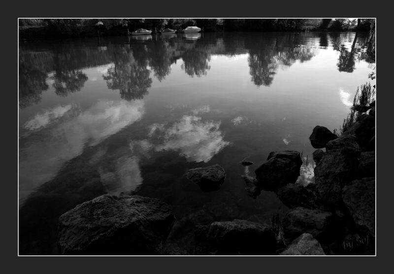 Thielle,canal