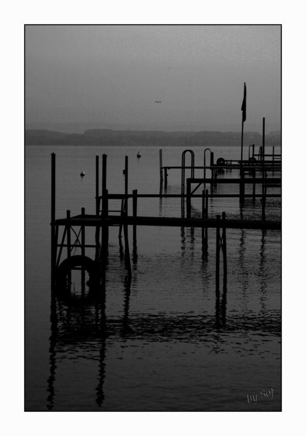 Ambiance de lac