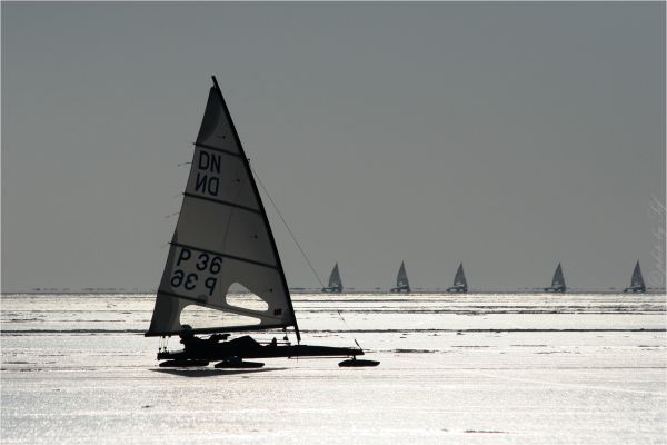 iceboat, DN
