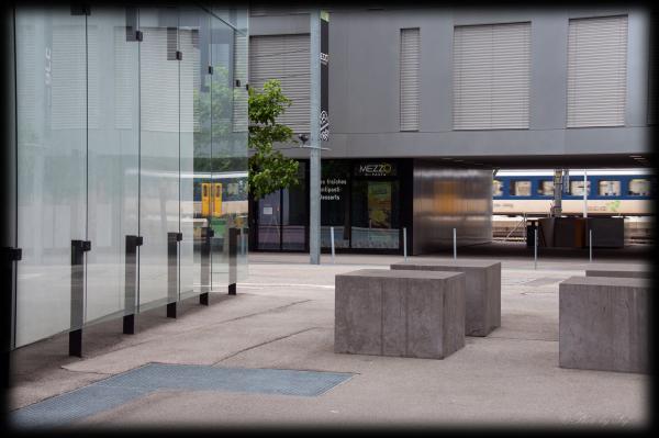 Quartier: gare de Neuchâtel