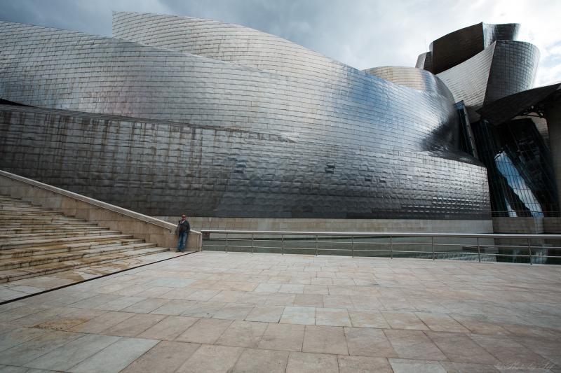Le musée Guggenheim suite