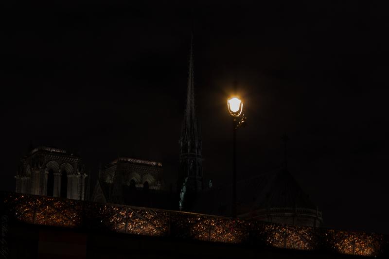 Paris cadenas