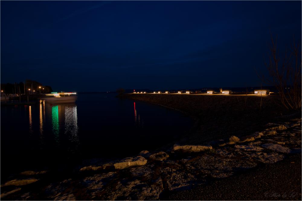 Neuchâtel de nuit (2)