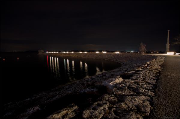 Neuchâtel de nuit (3)