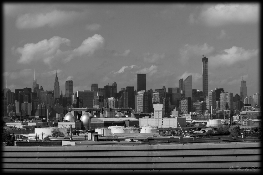 Arrivée sur Manhattan