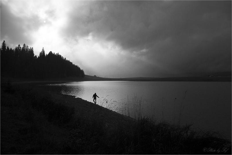 L'homme du lac