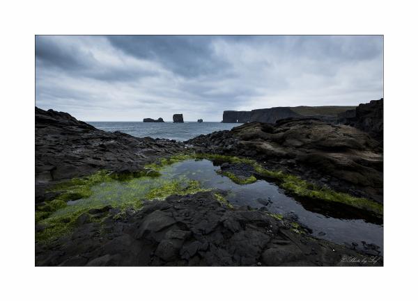 Falaises d'Islande
