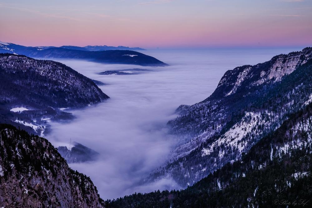 S'échapper de ce brouillard