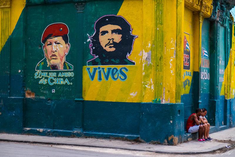 El mejor amigo de Cuba;..