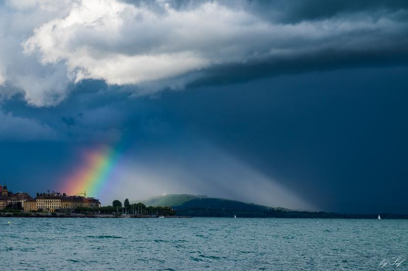 Les couleurs du lac (1)