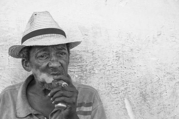 Portrait cubain