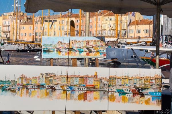 Voiles de Saint-Tropez