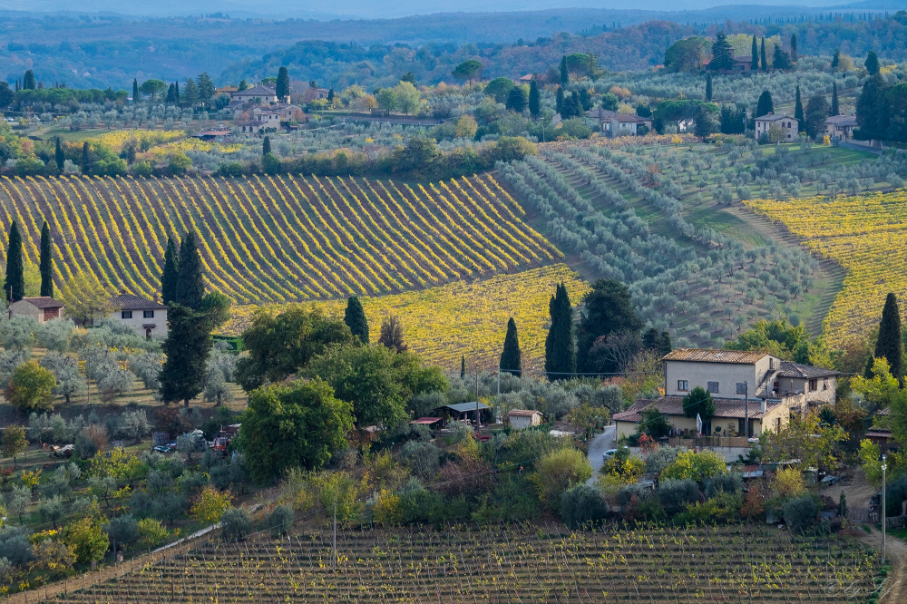 Toscane,Italie, vacances