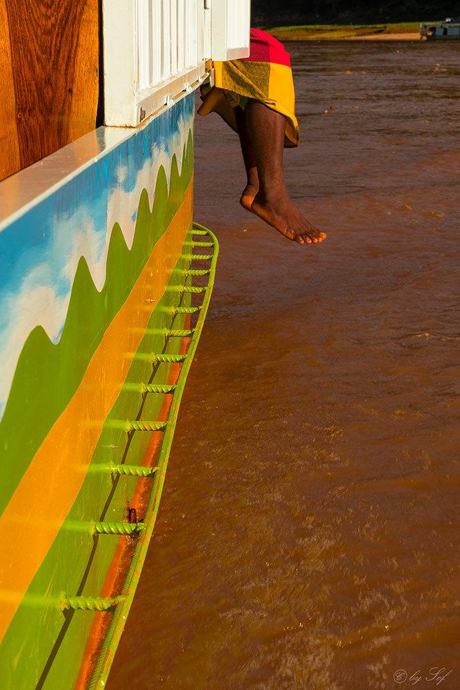 Sur le Tsiribihima