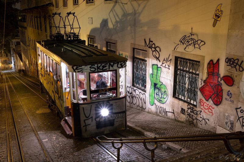 Graffiti et Tramway...