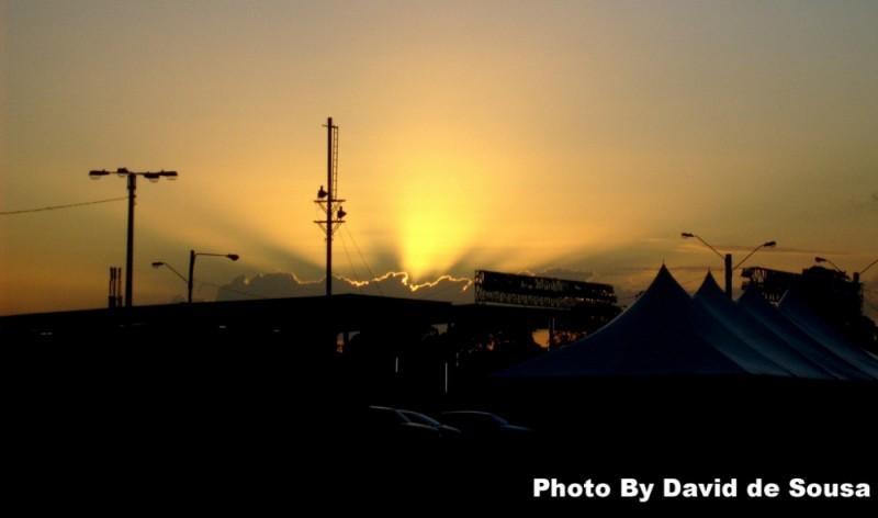 Pan Sunset