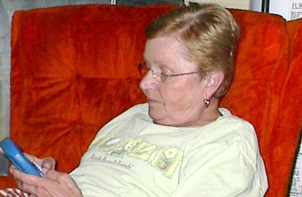 My Nana ...