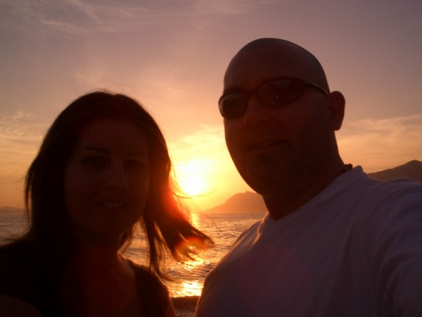Sunset with Us