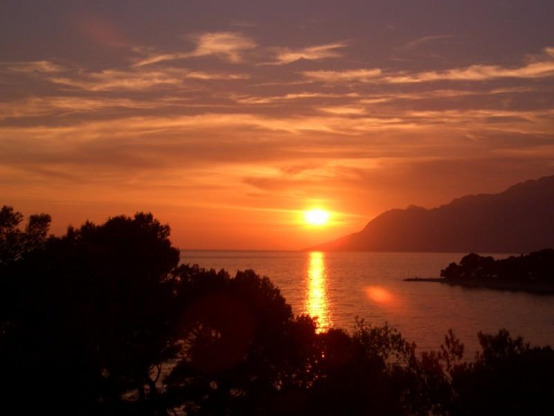 Markarska Sunset