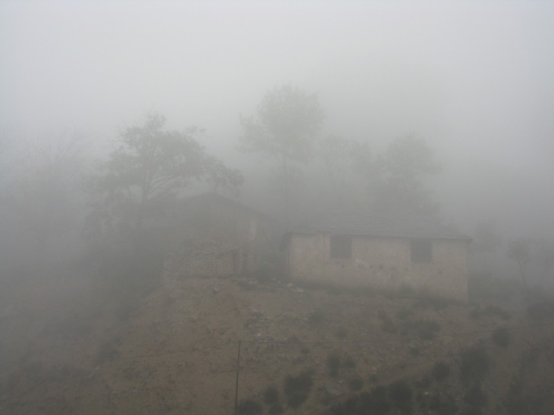 the house in the fog - firoozkooh