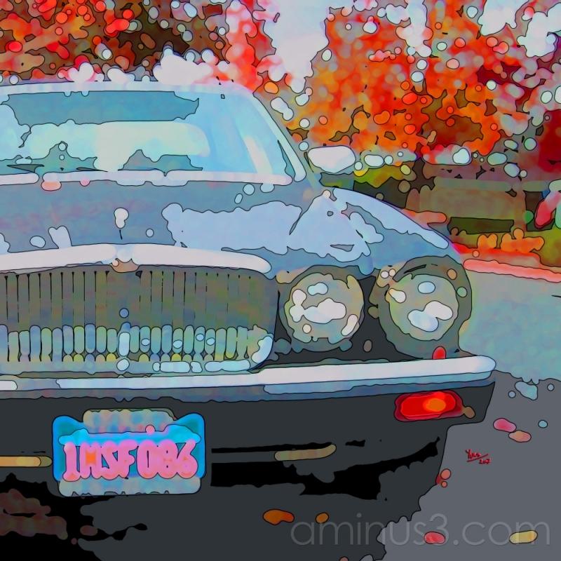 My old Jag XJ6