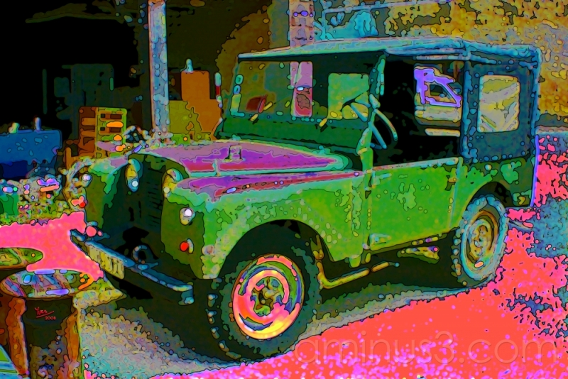Land Rover, Serie 1, 1958