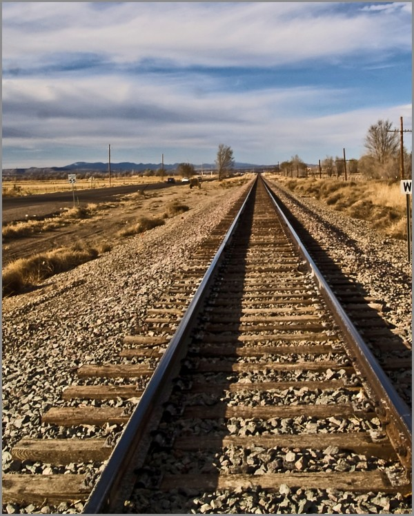 Track to Nowhere