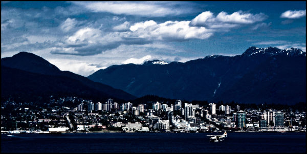 Bay in Vancouver
