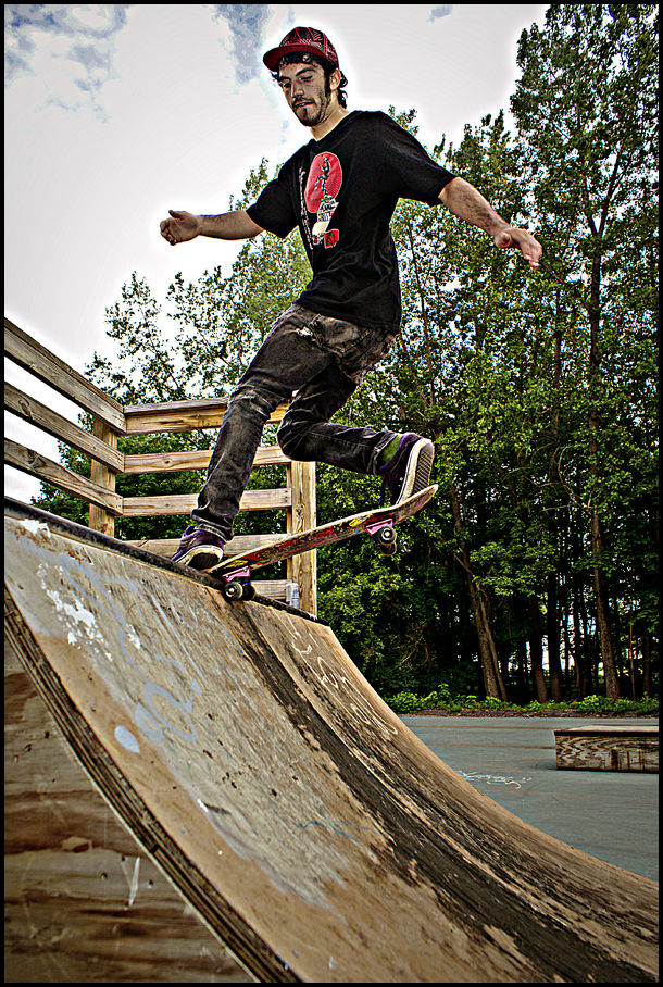 skateboarding vermont