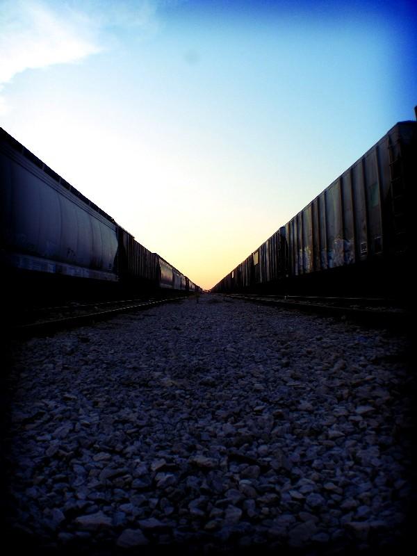 trainspotting...