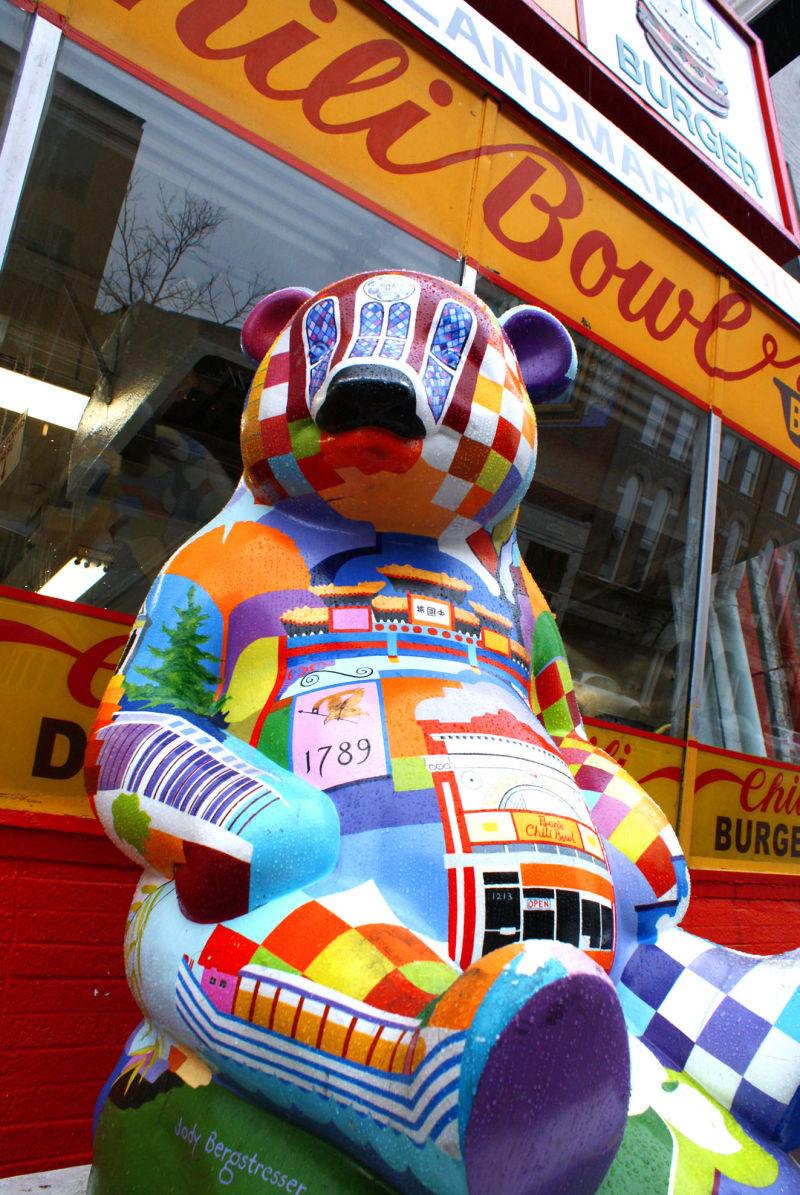 Art Bear, Ben's Chili Bowl