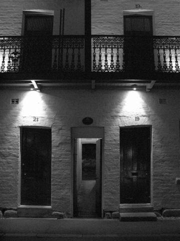 five doors building street