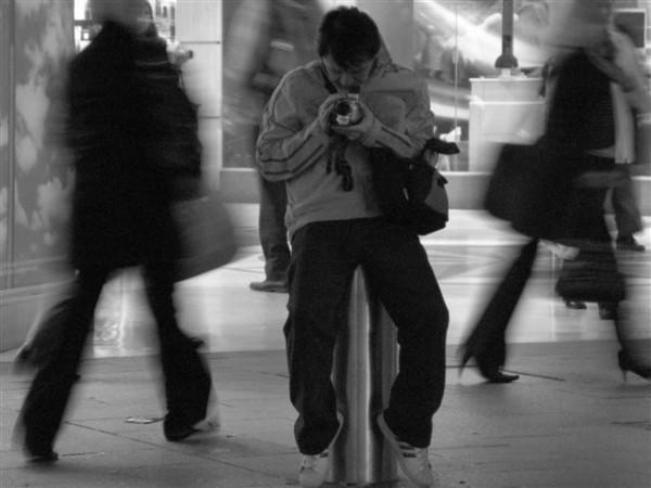 video diary street vity people camera
