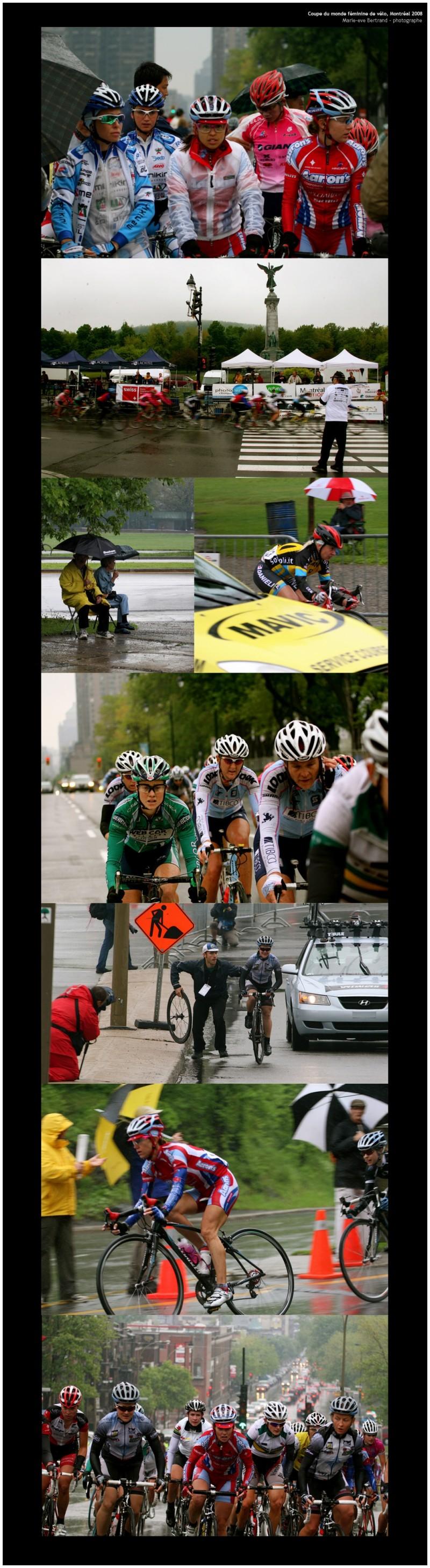 Coupe du monde Féminine de vélo 2008