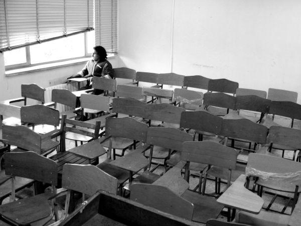nostalgia university classroom