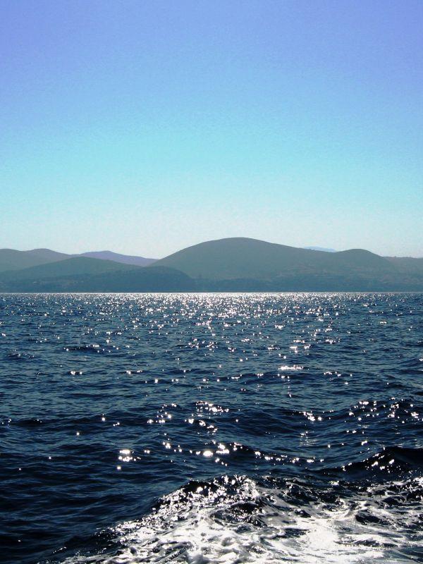 coast sea island