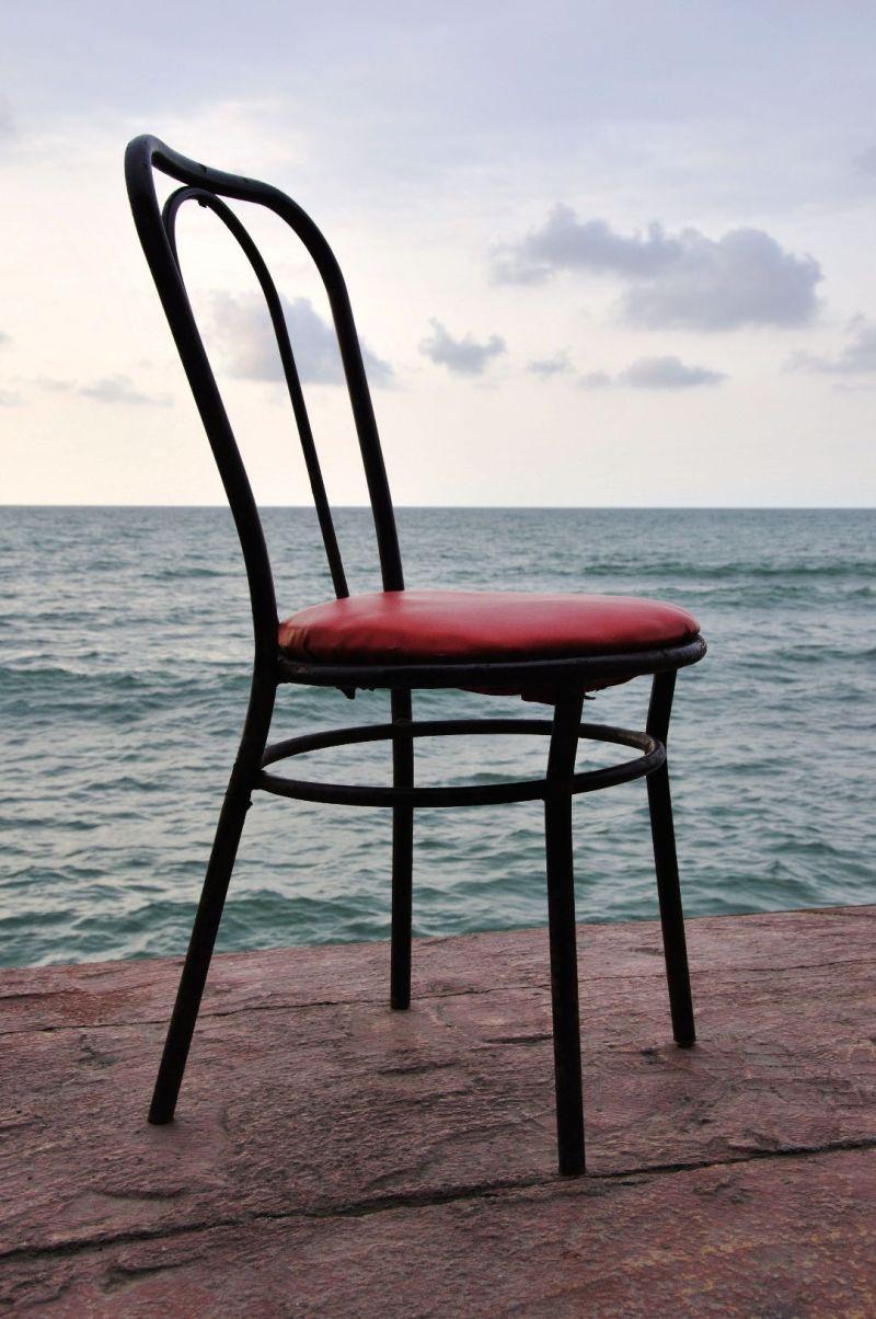 life alone sea chair