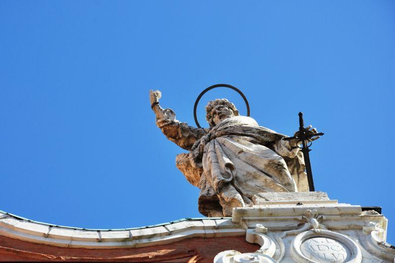 saint angel bologna italy
