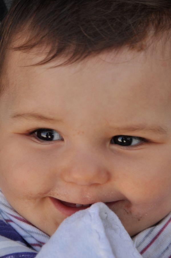 birth life smile child