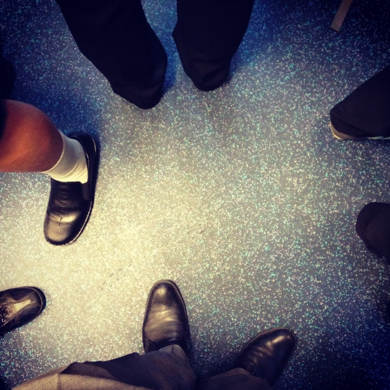 The Feet