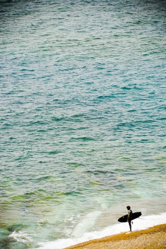 Iago saliendo del agua, Ghetary surf Junio 2008