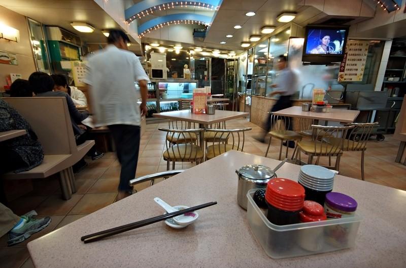 """cha chaan teng""... hk style restaurant"