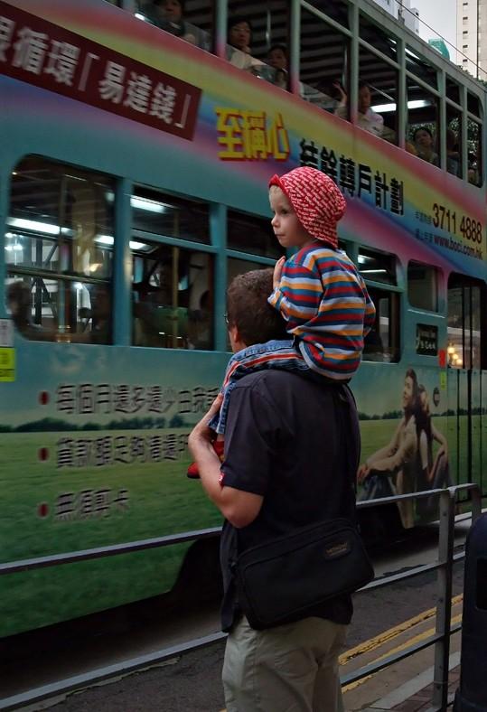 tram road, hong kong
