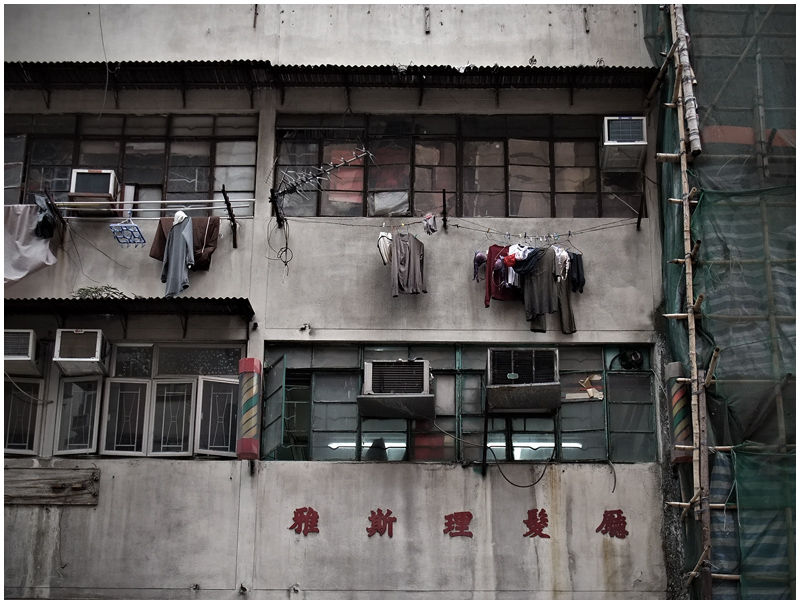laundry hong kong