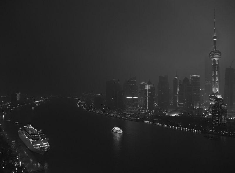 goodnight and farewell, shanghai!